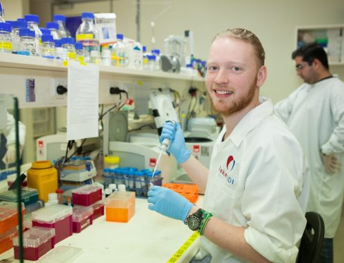 Young Investigator recognised for research investigating muscle loss with cancer